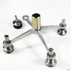 4 Ways Stainless Steel Spider Glass Fittings - LongWing